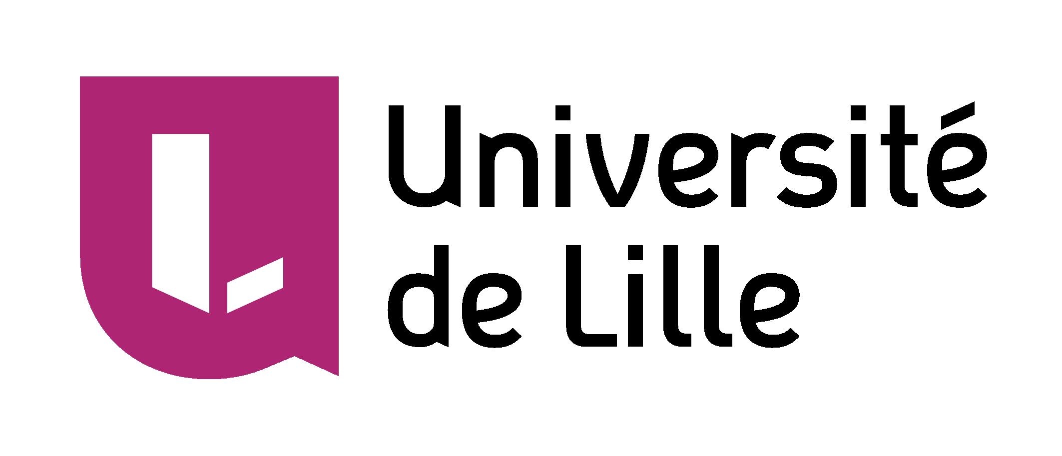 Logos Universite de Lille